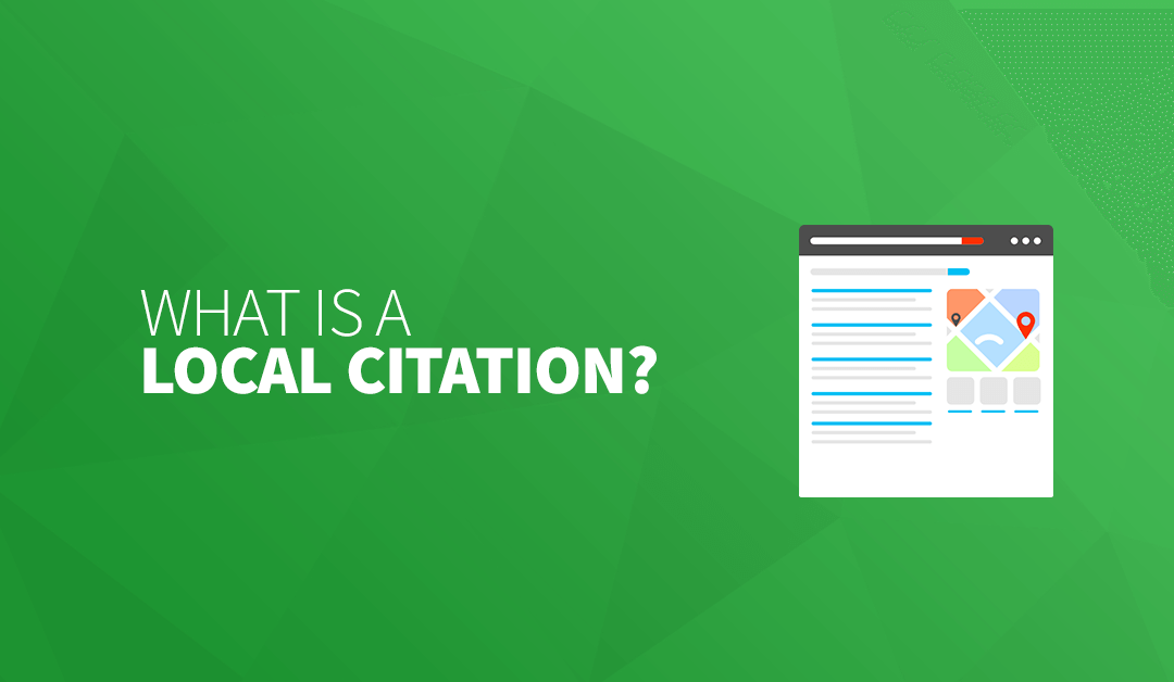 What Is a Local Citation?
